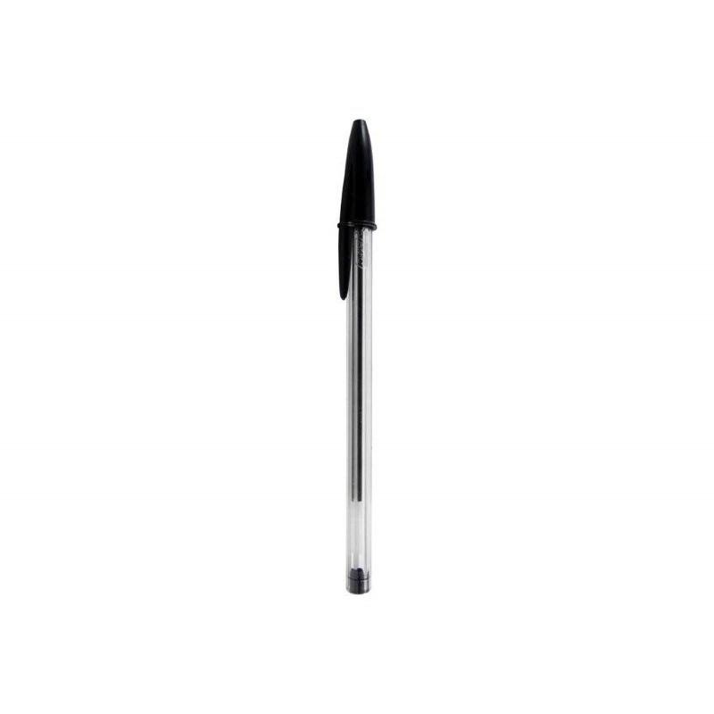 Boligrafo bic cristal negro