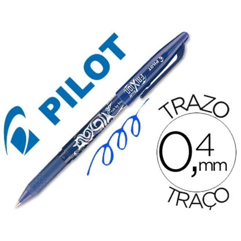 Pilot Frixion borrable boligrafo azul 0,7 BL-FR7