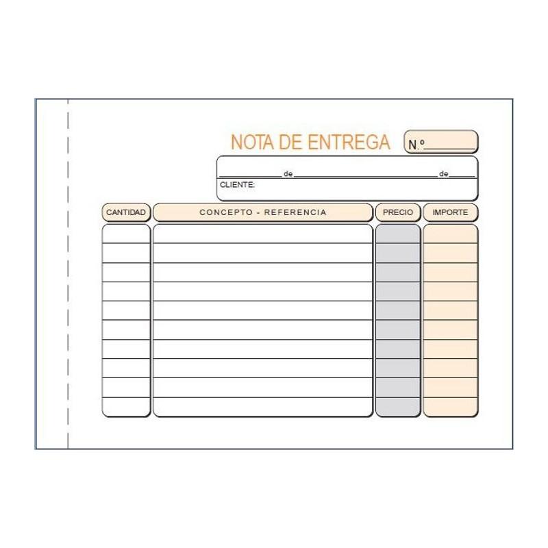 LOAN TALONARIO T32 -ENTREGAS- OCTAVO APDO