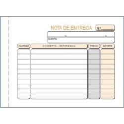 LOAN TALONARIO T79 -ENTREGAS- OCTAVO APDO DUP AUTO